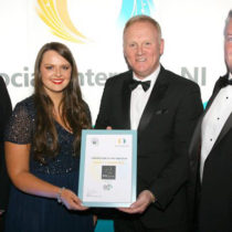 ATG awarded highly commended at NI Social Enterprise Awards 2018