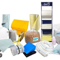 Collection of absorbent products