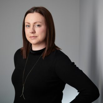 Lyndsay Goldsworthy, Sales and Marketing Administrator for ATG Group