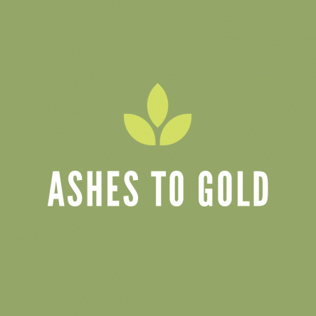 Ashes to Gold logo