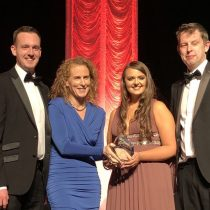 ATG receiving award for CSR Business of the Year