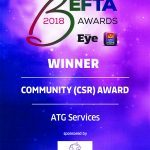 BEFTAs 2018: Community (Corporate Social Responsibility) Award - Winner
