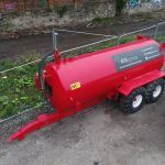 New Red ATG Tanker