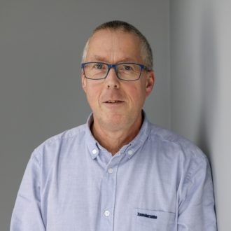 Peter Finch, ATG Group's Projects Director