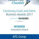 Causeway Coast and Glens Business Awards 2017: Innovation Award