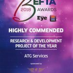 BEFTAs 2018: Research and Development Project of the Year - Highly Commended