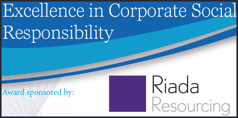 Excellence in Corporate Social Responsibility Award Details