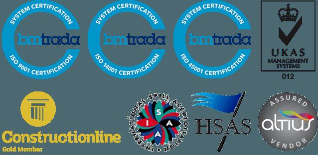 ATG Group awards and accreditations