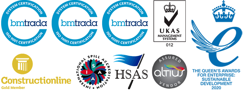 ATG Group awards and accreditations - updated 04/2020