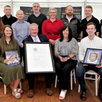 ATG Group employees receive The Queen's Award
